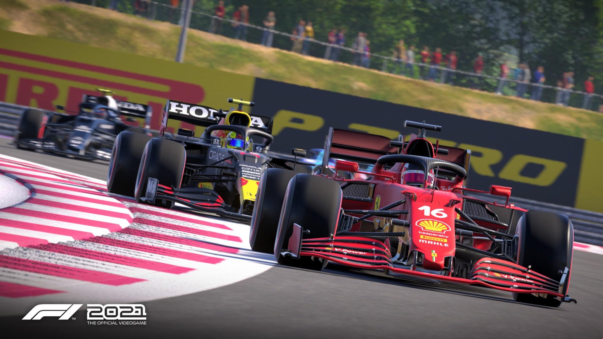 F1 2021 官方高清截图(8)