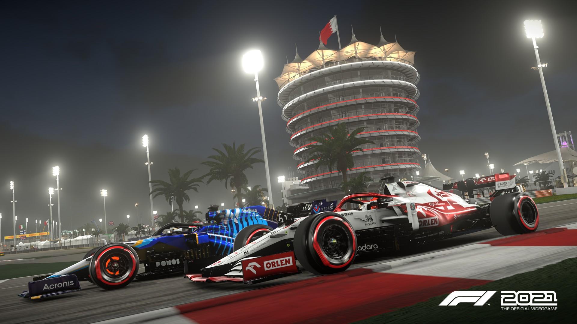 F1 2021 官方高清截图(7)