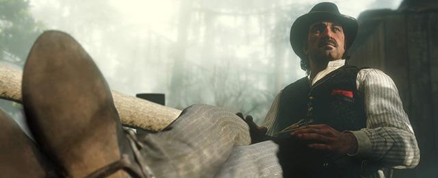 """《荒野大镖客2》主角:我是演员,不是""""配音演员"""""""