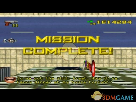 《侠盗猎车》一代第二大关任务流程攻略