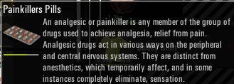 《人渣》全药物中文翻译及作用一览