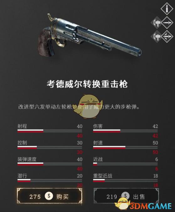 《猎杀:对决》中小型武器详解攻略