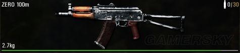 《人渣》全武器、配件一览 全武器制作方法