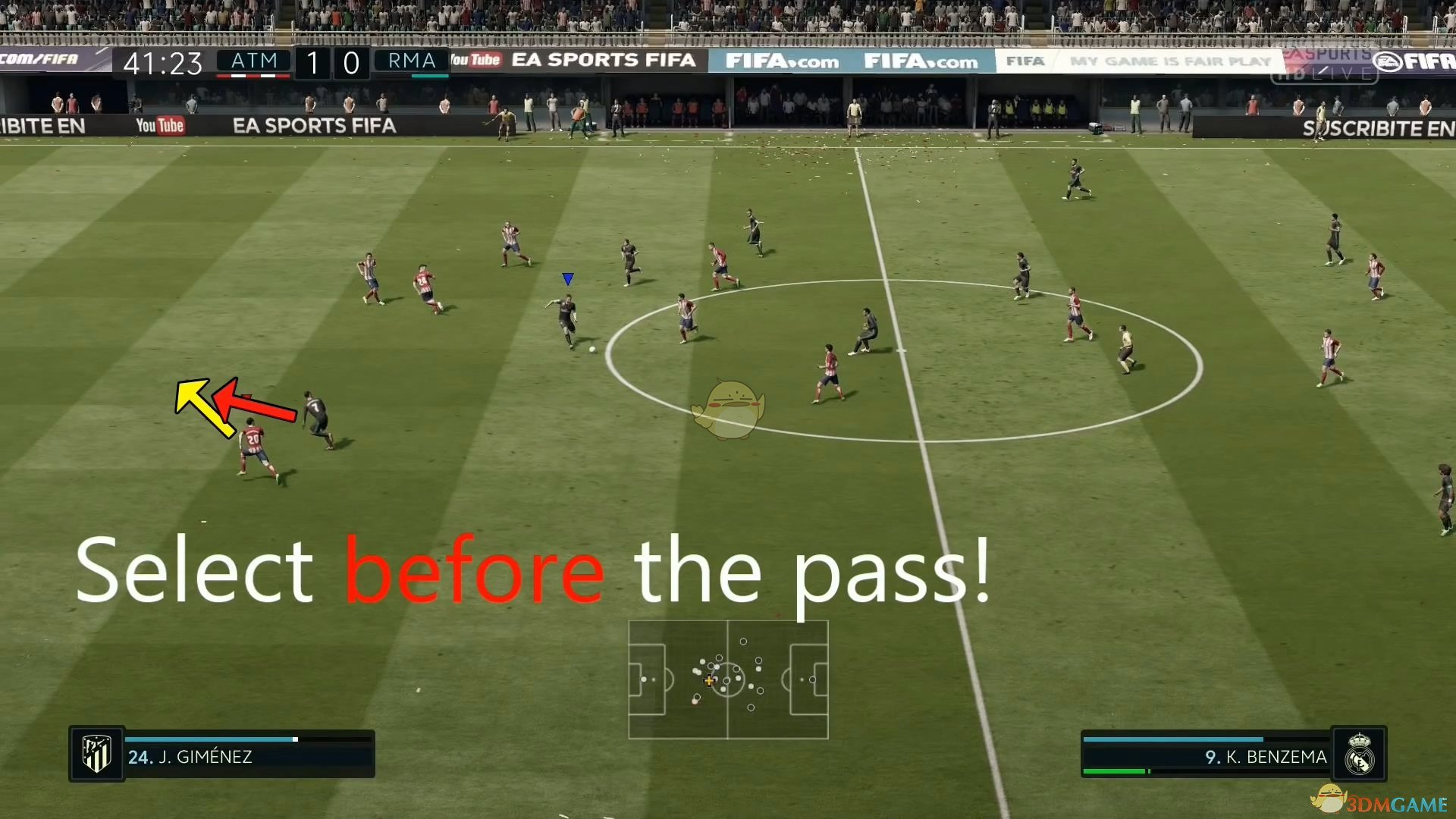 《FIFA 19》防守教程心得