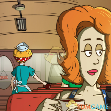 《60秒差距》老媽與迪蒂的小彩蛋