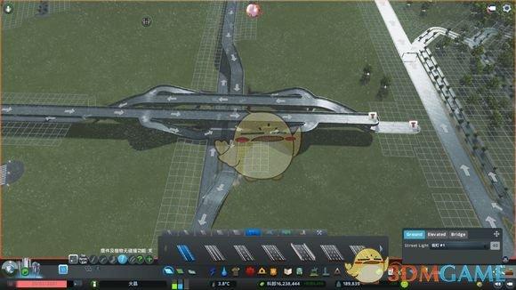 《城市:天际线》城市规划布局与交通疏通防堵总结