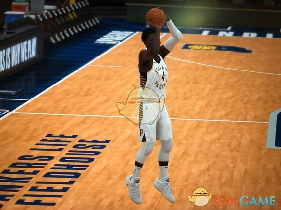 《NBA 2K19》奥拉迪波投篮、扣篮动作修正教程