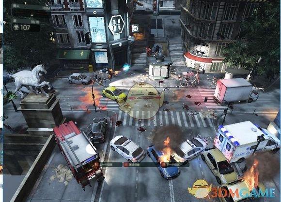 《杀戮空间2》守点地图推荐