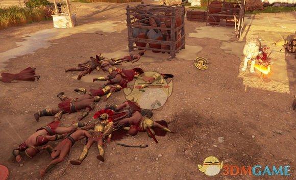 《刺客信条:奥德赛》战士全方面攻略心得