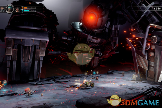 《钢铁之鼠》游戏心得评测