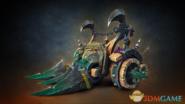 《魔兽争霸3:重制版》战争嘉奖版虚拟奖励一览