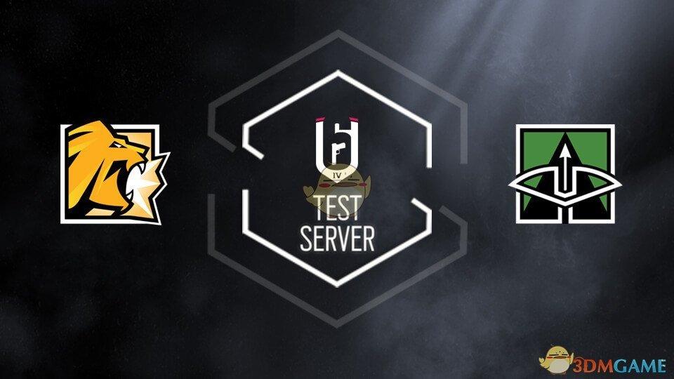 《彩虹六号:攻击》3月20日测验服更新阐明