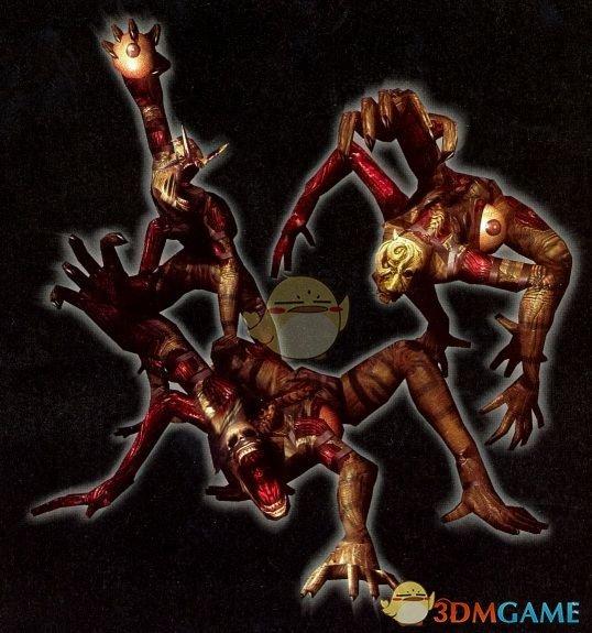 《鬼泣3》经典怪物盘点