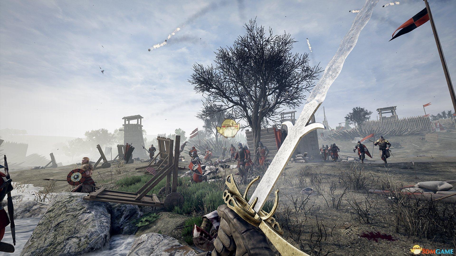 《雷霆一击(Mordhau)》剑使用心得