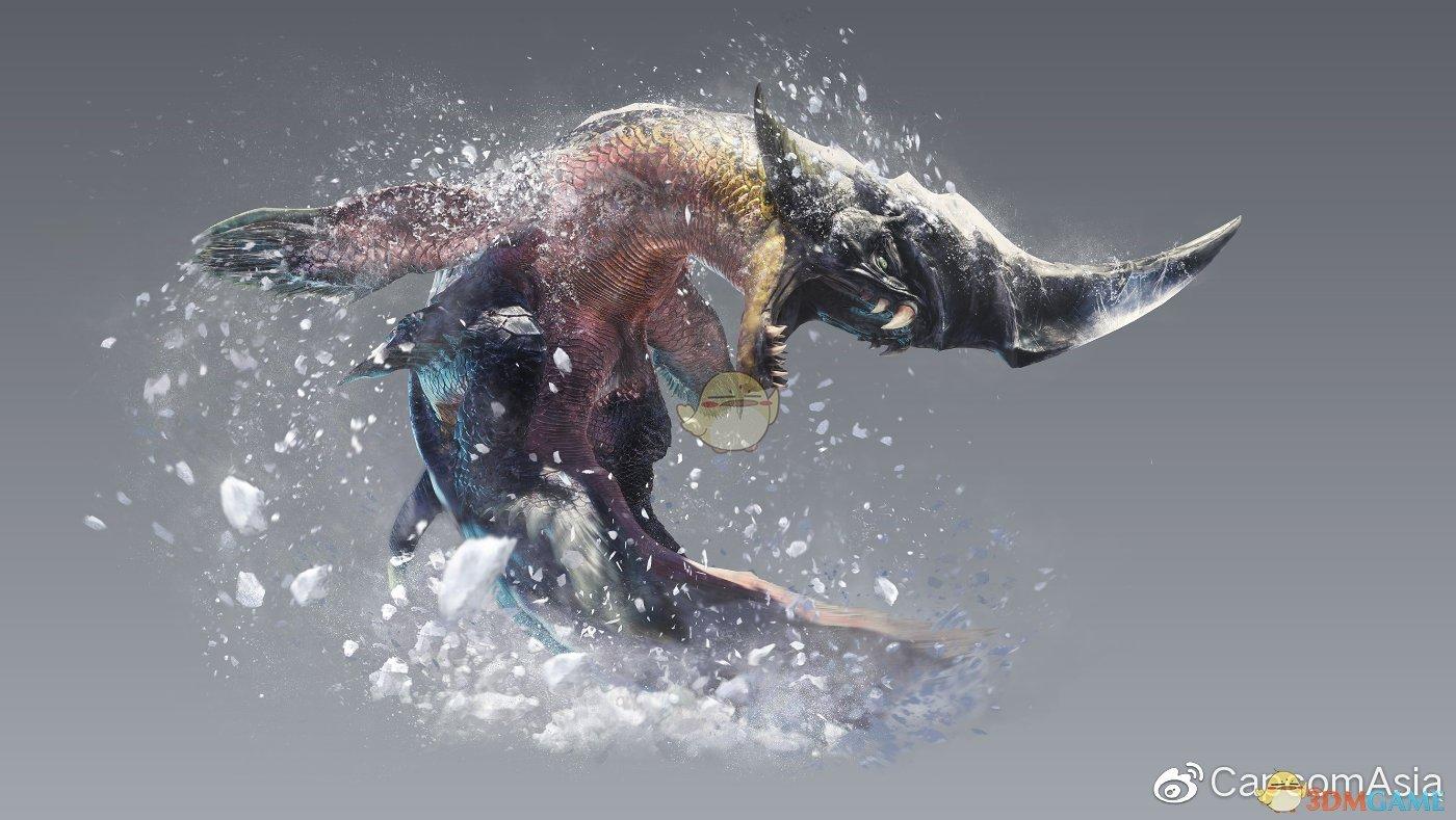 《怪物猎人:世界 永霜冻土》新登场怪物一览