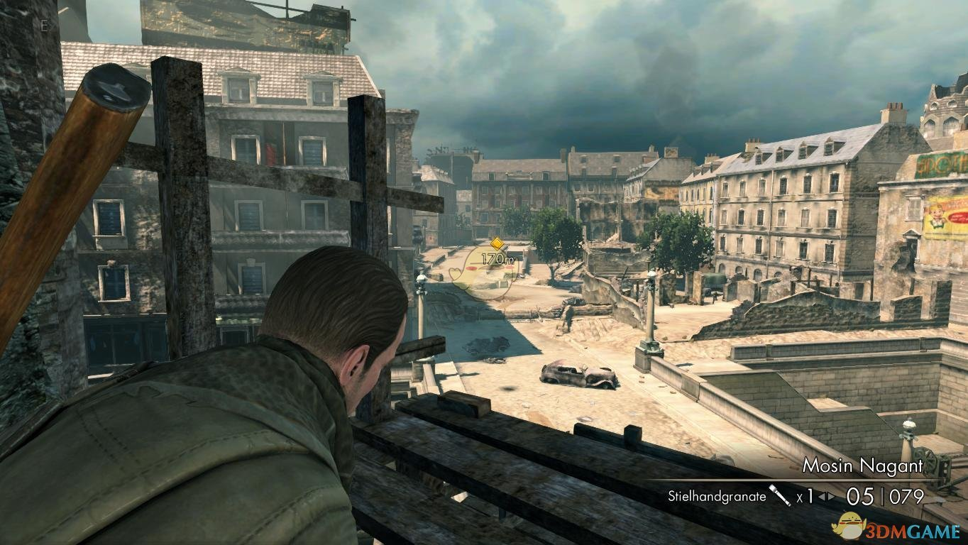 《狙击精英V2重制版》第四章任务攻略