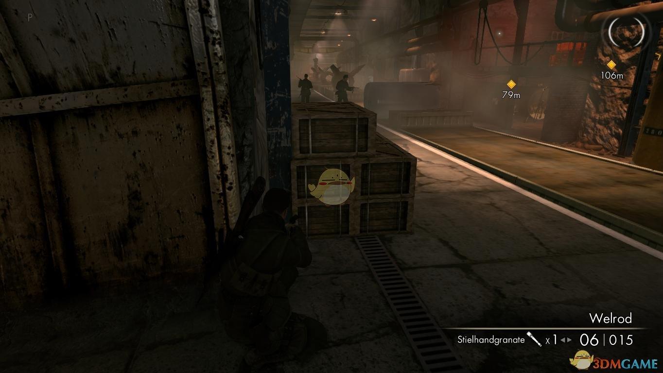 《狙击精英V2重制版》第三章任务攻略