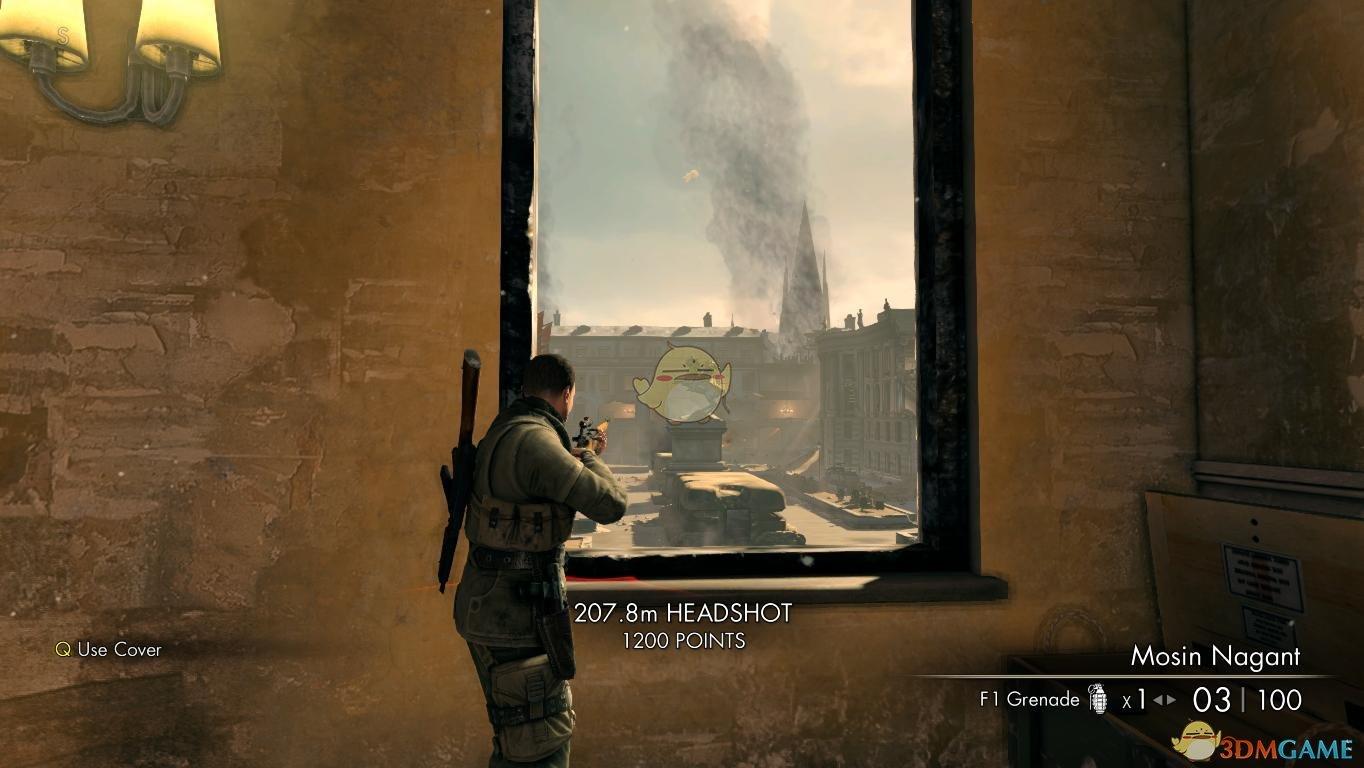 《狙击精英V2重制版》第五章任务攻略