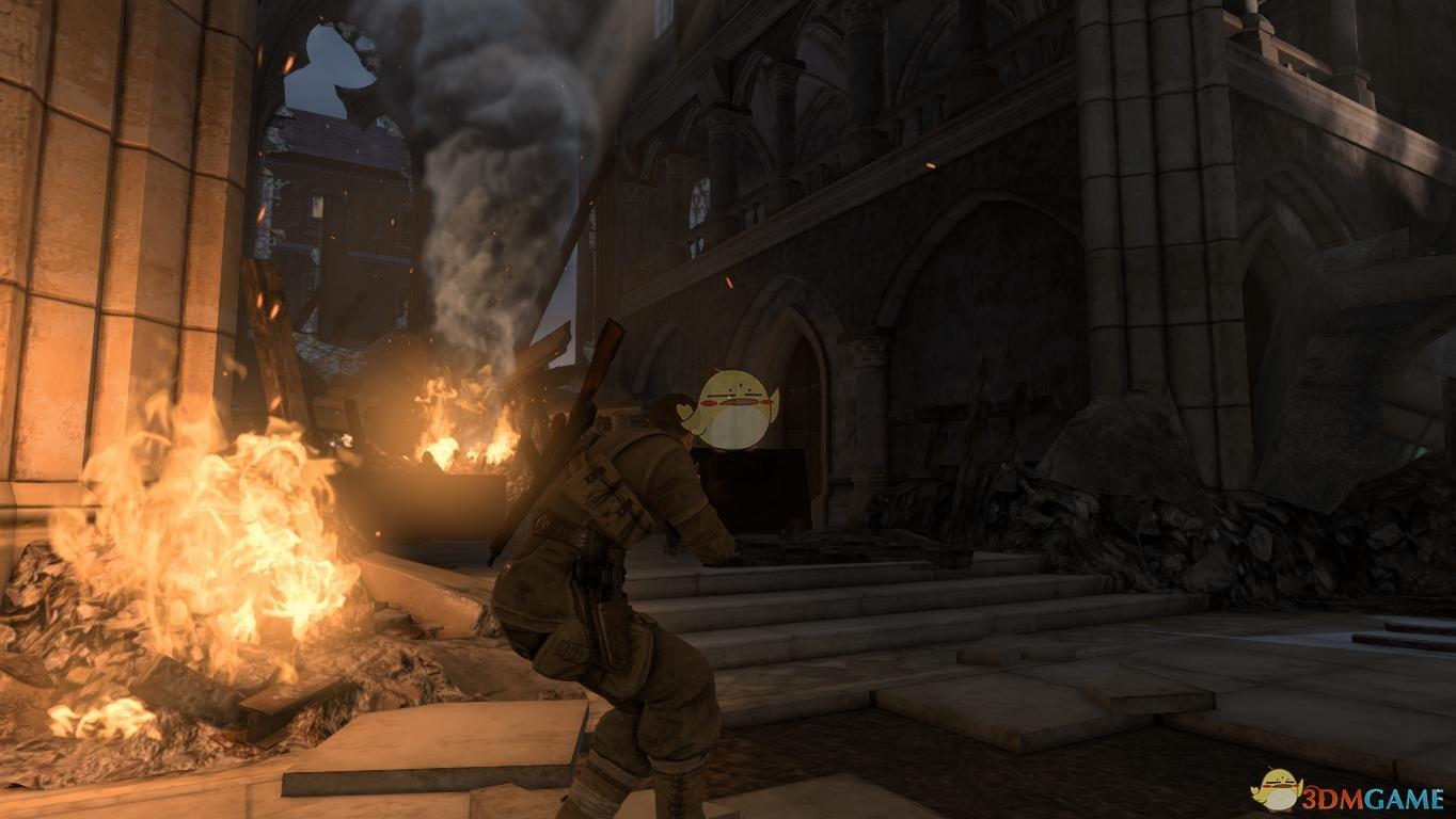 《狙击精英V2重制版》第六章任务攻略