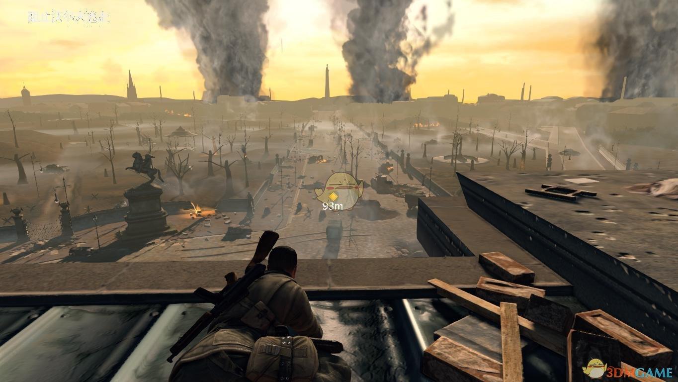 《狙击精英V2重制版》第十一章任务攻略