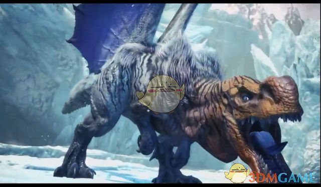 《怪物猎人:世界 冰原世纪》最新预告片PV3内容汇总 斩龙登场