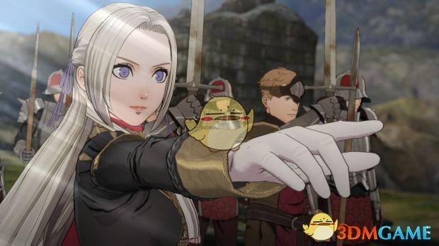 《火焰纹章:风花雪月》皇女艾黛尔贾特人物介绍