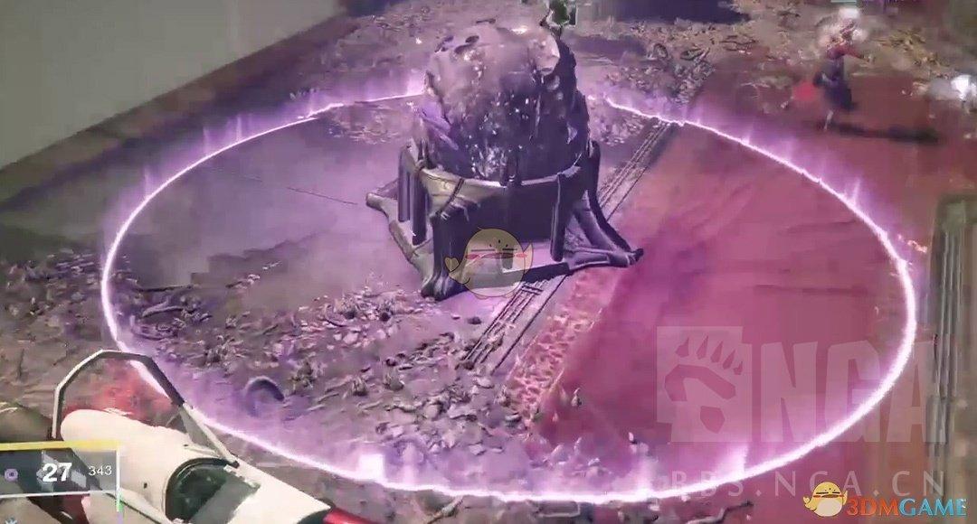 《命运2》忧愁王冠玩法核心机制解析