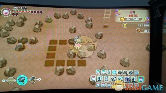 《牧场物语:重聚矿石镇》诅咒道具获取方式