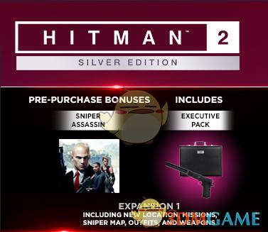 《杀手2》游戏购买指南