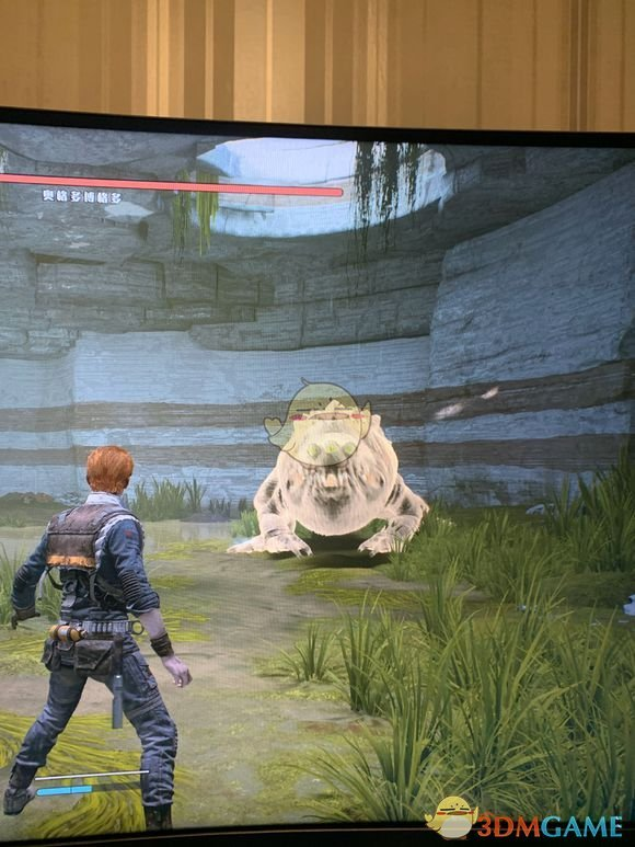 《星球大战绝地:陨落的武士团》第一关隐藏boss打法攻略