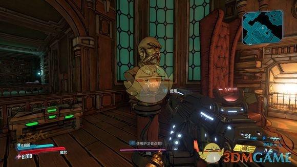 《无主之地3》雅各布斯庄园隐藏骷髅门开启方法分享