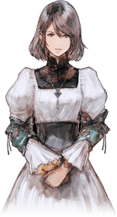《最终幻想16》吉尔·瓦里克人物介绍