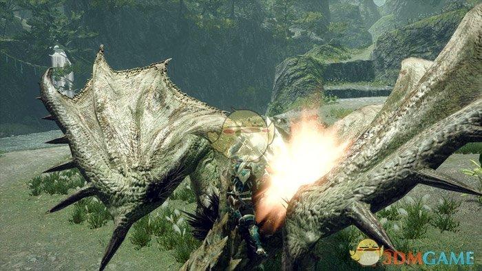 怪物猎人:崛起大剑动作介绍