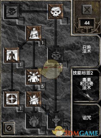 《暗黑破壞神2》死靈法師NEC開荒加點配裝指南