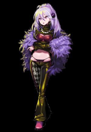《多娜多娜一起来干坏事吧》紫苑人物图鉴