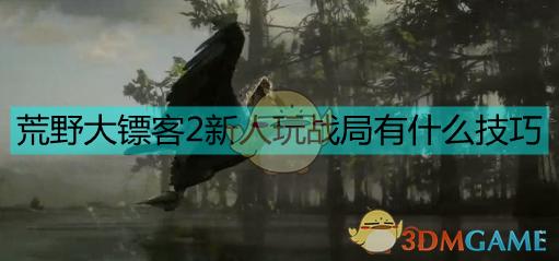 《荒野大镖客2》新人战局小技巧