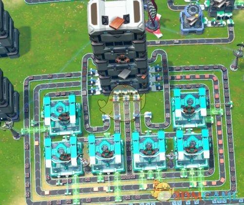 《戴森球计划》循环加工工厂建造思路