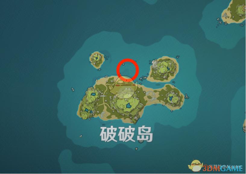 《原神》破破岛5石柱/水位解密攻略