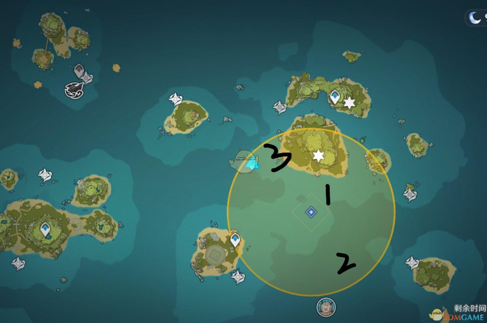 《原神》异乡的遇难船位置介绍