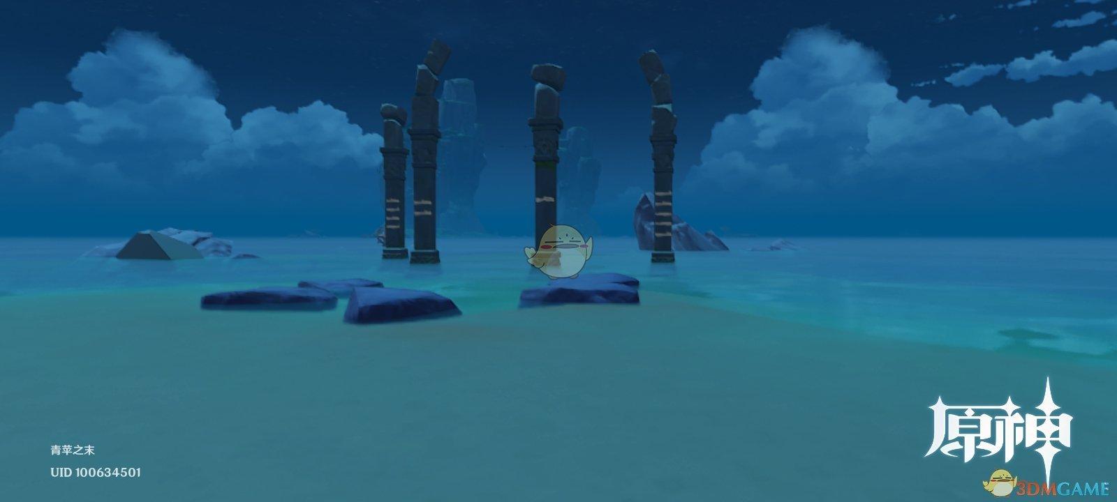 《原神》鸣声水位岛屿解密方法介绍