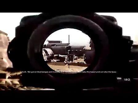 荣誉勋章2010最高难度通关视频攻略第二期