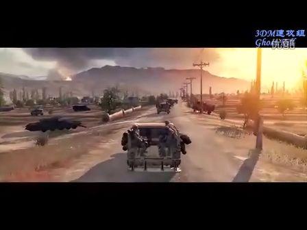 闪点行动:红河 视频攻略 第八关