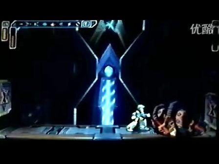 洛克人反乱猎人X视频攻略11