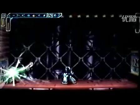 洛克人反乱猎人X视频攻略12