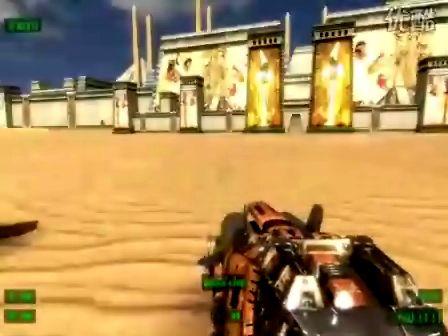 《英雄萨姆HD》视频攻略第六关 Dunes
