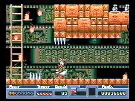 经典小游戏唐老鸭历险记视频攻略