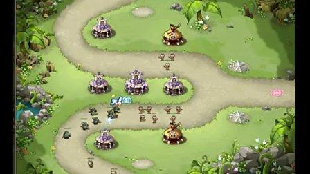 部落守卫战12月新版8-5视频攻略