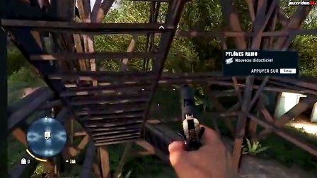 《孤岛惊魂3》FarCry3视频攻略Part1