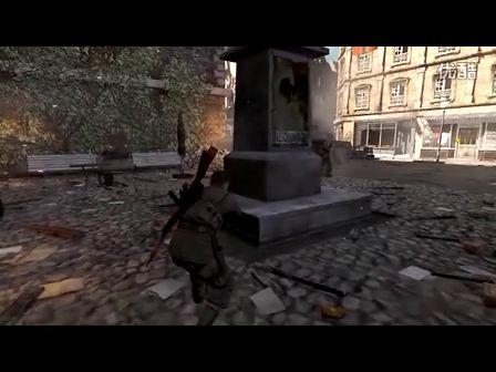 狙击精英V2视频攻略第一期