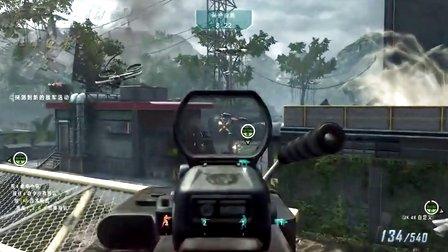 《黑色行动2》第4关:FOB幽灵视频攻略
